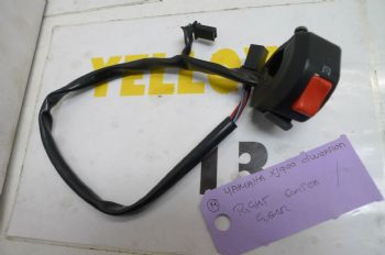 YAMAHA XJ900 DIVERSION    RIGHT SWITCH GEAR      (CON-C)